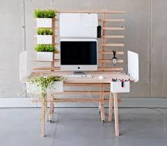 bureau designer landscape table le bureau paysage par vucicevic