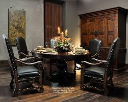 Round Dining Room Sets Pueblosinfronterasus - Round dining room table and chairs
