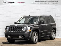 pre owned jeep patriot certified pre owned 2017 jeep patriot latitude 4d sport utility in