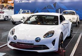 renault alpine vision concept new renault alpine a110 production car to debut at 2017 geneva