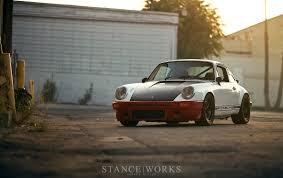 Magnus Walker U0027s Porsche 78schr Stanceworks Com