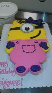 minion cupcake cake minion cake kept searching for just the right minion cakes to