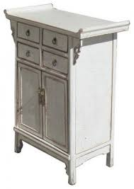 Cabinet End Table Asian End Tables Foter