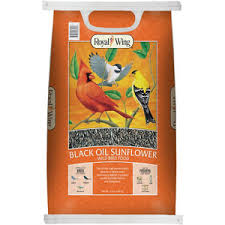 royal wing black oil sunflower seed 12 lb at tractor supply co