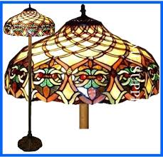 tiffany glass pendant lights baroque tiffany style real stained glass floor lamp tiffany