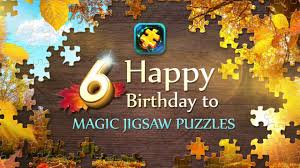 magic jigsaw puzzles 6 year anniversary sale