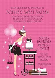 sweet 16 birthday invitations uk invitations card template