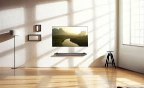 Signature Laminate Flooring Lg Signature 4k Oled Wallpaper Tv U2013 Neat U0026 Noble