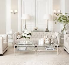 eichholtz living room transitional with beige interiors coral