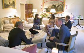 Kensington Pala Obama In London Kensington Palace Hid Word U0027negro U0027 On U0027a Page