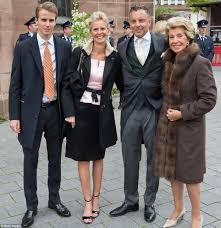 Hit The Floor German - australian becomes a german countess in extravagant fairytale