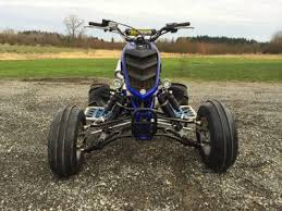 yamaha raptor 660 adjustable long travel a arm alba racing