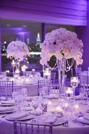 Purple Wedding Table Decoration Ideas 5885