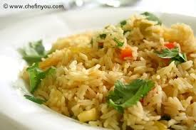 arroz amarillo con achiote yellow rice recipe caribbean cuban