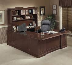 U Shaped Desks With Hutch 7350 57 61 Governor Inherent Traditional Integrity U Shaped Desk