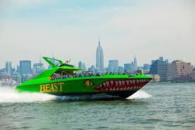 beast speedboat ride