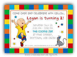 45 caillou images caillou birthday