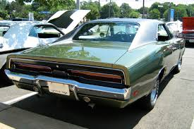 Dodge Challenger 1969 - file 1969 dodge charger green r jpg wikimedia commons