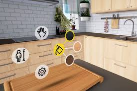 ikea turns kitchen remodelling into an htc vive vr game the verge
