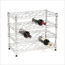 seville classics she05120 20 bottle wine rack metal wine rack
