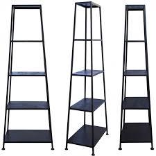 etagere in ferro etagere piramidale in ferro battuto libreria e portavasi