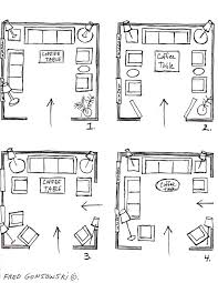 furniture arrangement ideas how to efficiently arrange the furniture in a small living room
