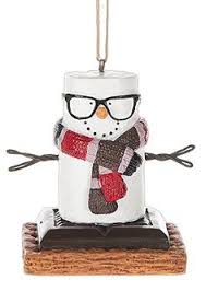 2016 s mores snowman baby ornament gotta haves