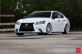 silver lexus 2016 lexus gs350 vfs 6 silver vossen wheels 2016 1033 edit