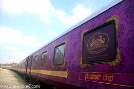 golden chariot the only luxury train of south india find out