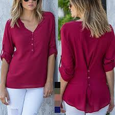 blouse pic buy simple sophisticated 2 in 1 blouse by amaryllis on opensky