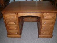 Flat Top Desk Salado Creek Antiques Listings For Desks