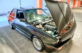 diamond bmw 1991 diamond schwartz e30 m3 70k miles