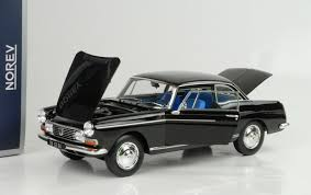 peugeot 404 coupe dtw corporation rakuten global market norev 1 18 1965 model