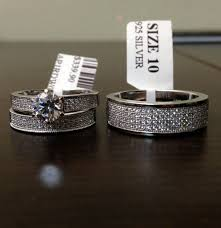 wedding rings sets for him and cheap wedding rings sets for him and