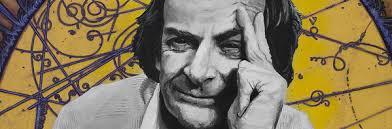 feynman art fine art america