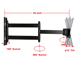 samsung 32 led tv wall mount amazon com videosecu articulating tv wall mount for samsung