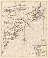 Map Of Carolinas Hjbmaps Antique Map Of Carolina By Pierre Mortier U2013 Hjbmaps Com