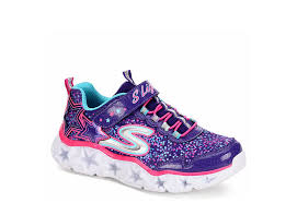 skechers light up shoes on off switch purple skechers girls galaxy lights athletic off broadway shoes