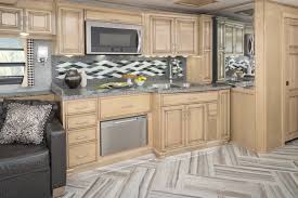 Spartan Home Decor by Newmar Mountain Aire Luxury Motor Coach Newmar