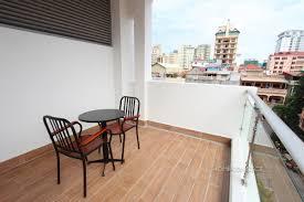 modern studio apartment for rent beside olympic stadium phnom