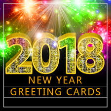new year postcard greetings 2018 new year greeting cards android apps on play