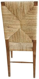 Seagrass Furniture Dining Room Rear View Of Enchanting Seagrass Dining Chair Design