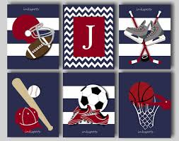 Sports Nursery Wall Decor Sports Nursery Wall Decor Palmyralibrary Org