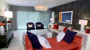 contemporary living room decorating ideas u0026 design hgtv