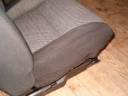 fabriquer un siege baquet restauration des mousses latérales d assises de siéges