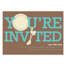 you re invited dinnerware invitations cards on pingg
