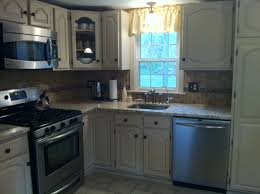 kitchen cabinet refinishing in north smithfield rhode island