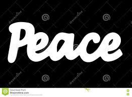 imagenes blancas en fondo negro letras blancas de la paz en fondo negro foto de archivo imagen de