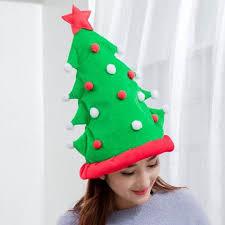 christmas tree hat green christmas tree costume hats with creative christmas hat