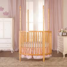 Baby Crib Round by Dream On Me Sophia Posh Circular Crib White Walmart Com